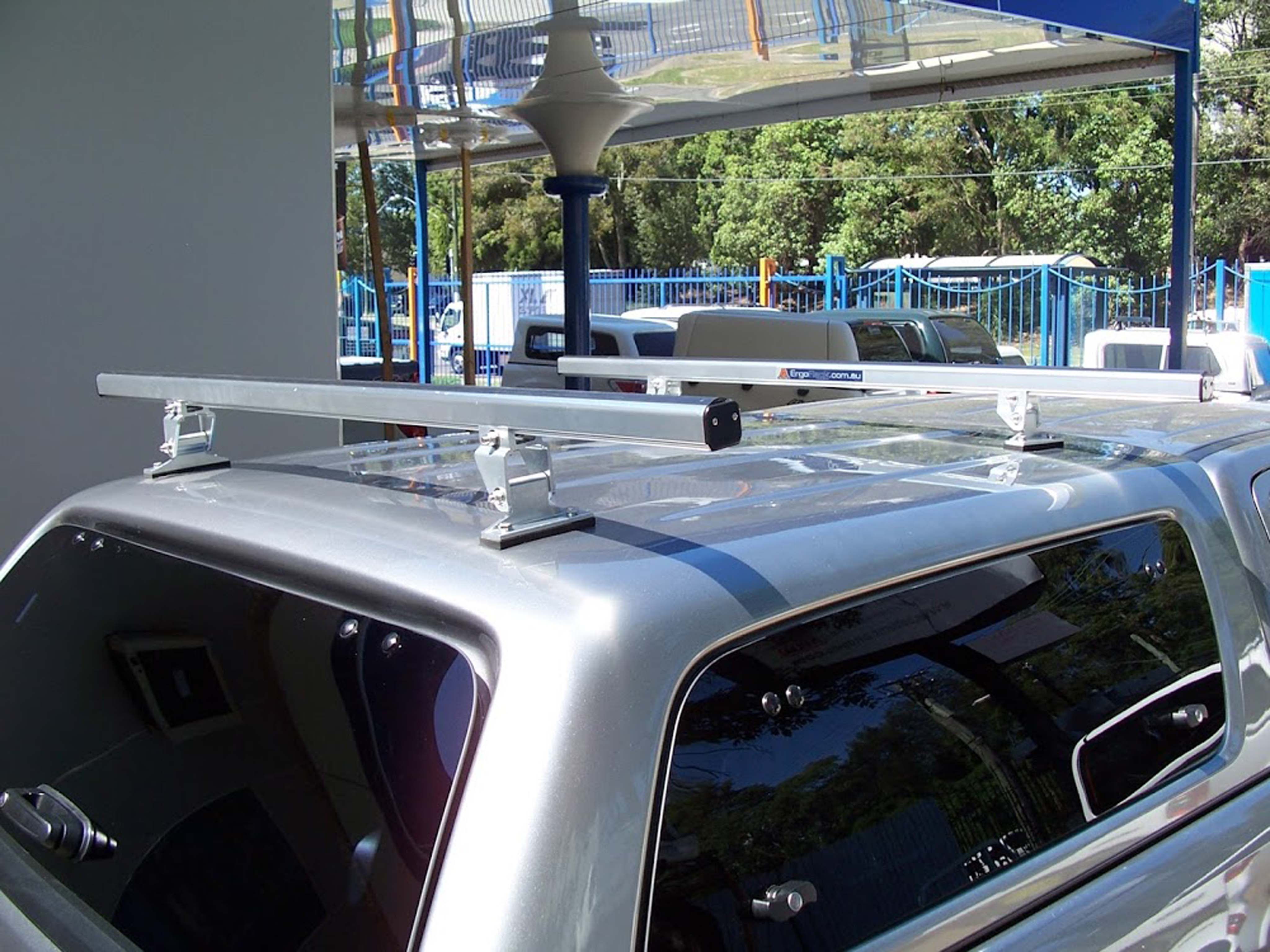 AEROKLAS SELF SUPPORT ROOF RACK ... & Aeroklas Australia | Self Support Roof Racks (150kg)